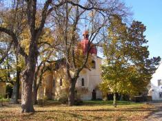 Kostel Narození sv.Jana Křtitele