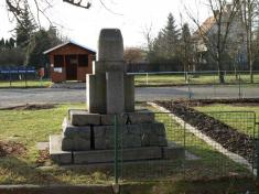 Pomník obětem I. sv.války veVlkově