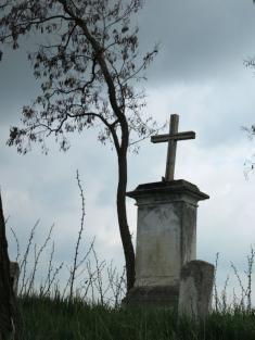Křížek naNovoveském vrchu