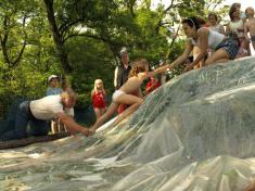 Zdolávání mýdlového kopce sdopomocí