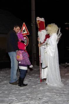 Mikulášská nadílka 2012