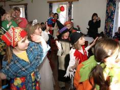 Dětský maškarní karneval 2011