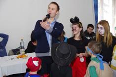 Dětský maškarní karneval 2013